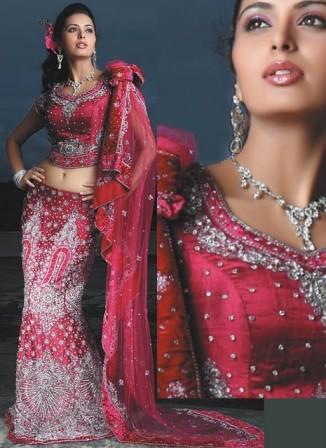 Bridal-Lehenga-Choli-Style
