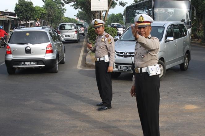 Satlantas Panggil Pemilik Pertokoan di Sepanjang Margonda