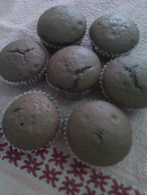 nocilla cupcake fáciles y sabrosos
