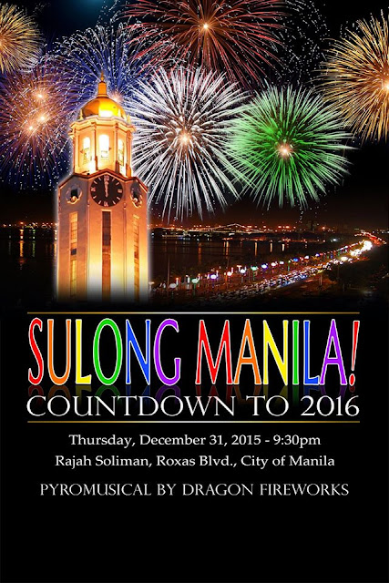 Sulong Manila Countdown to 2016