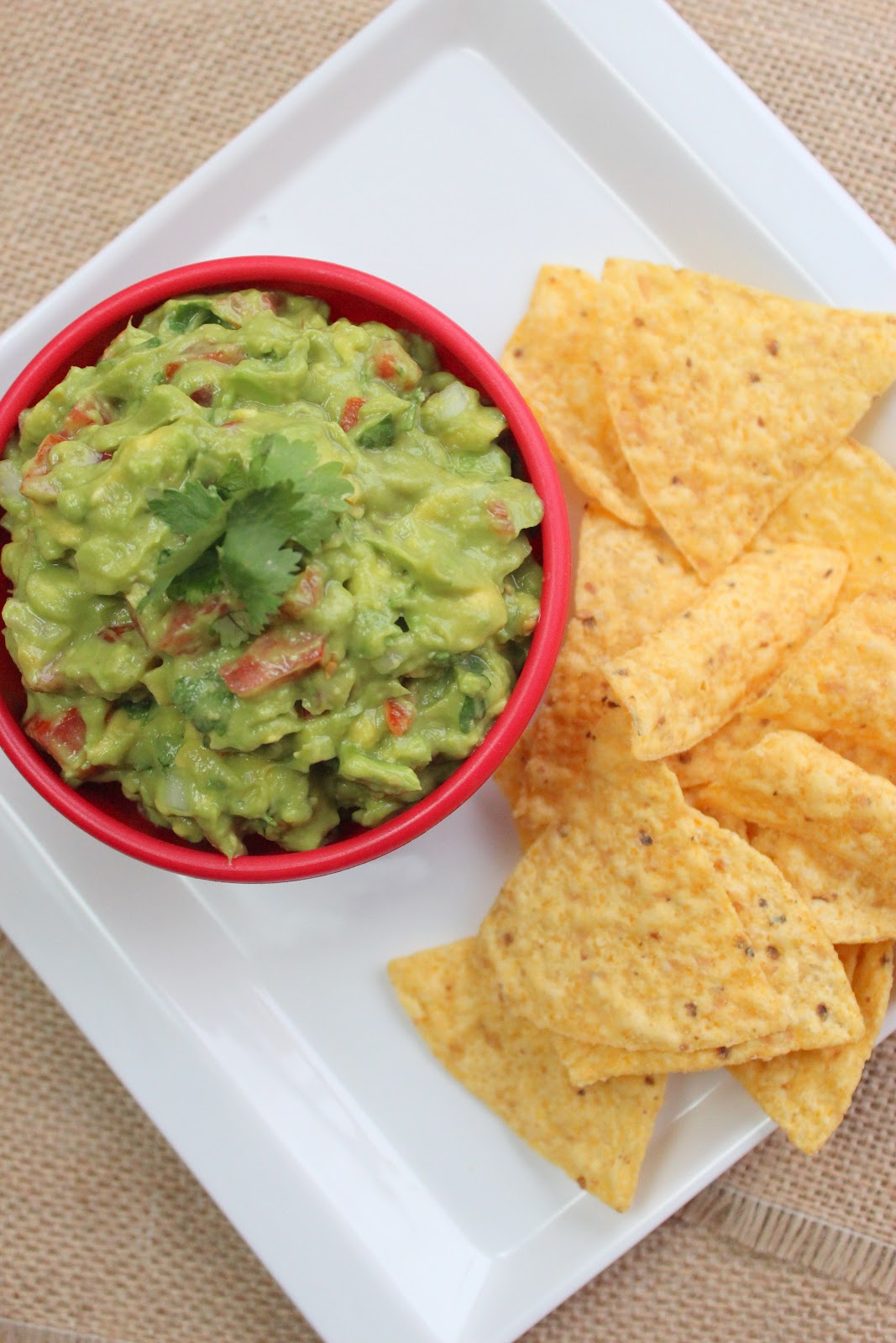 The Apron Gal: The Best Guacamole Recipe