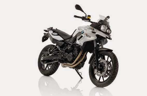 2014 BMW F 700 GS Specifications