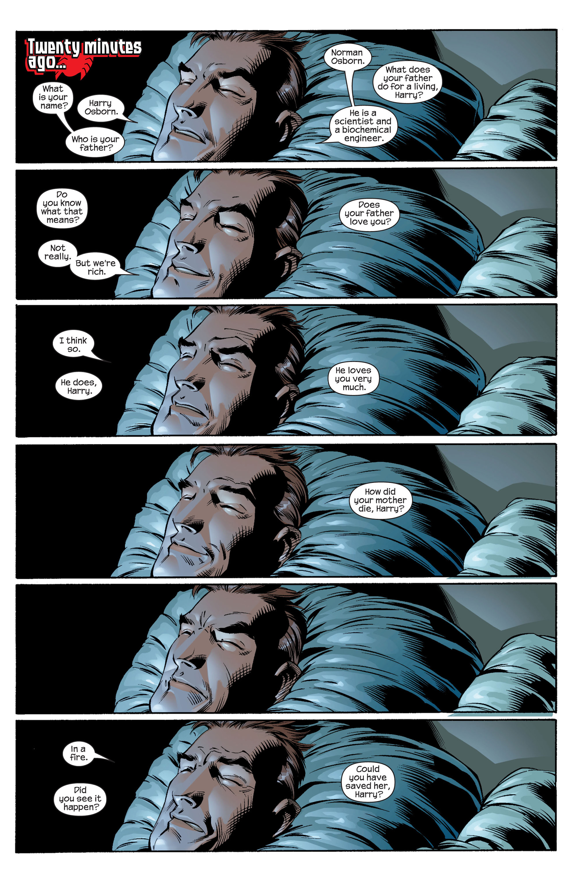Ultimate Spider-Man (2000) Issue #25 #29 - English 4