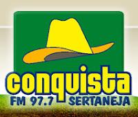 ouvir a Rádio Conquista FM 97,7 Ribeirão Preto