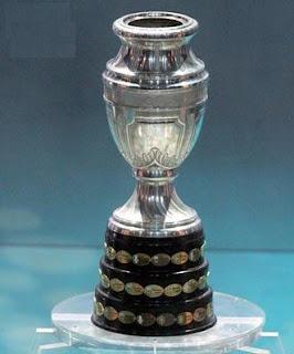 Trofeo y Premiación de la Copa América