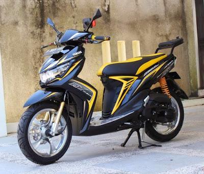 Foto Modifikasi Motor Yamaha Xeon Gt 2015 Terbaru