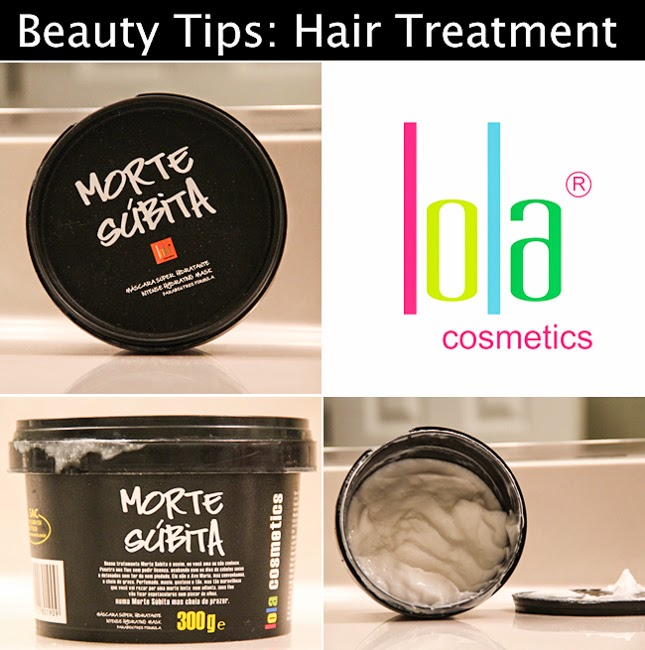 Beauty tips hair treatment lola cosmetics