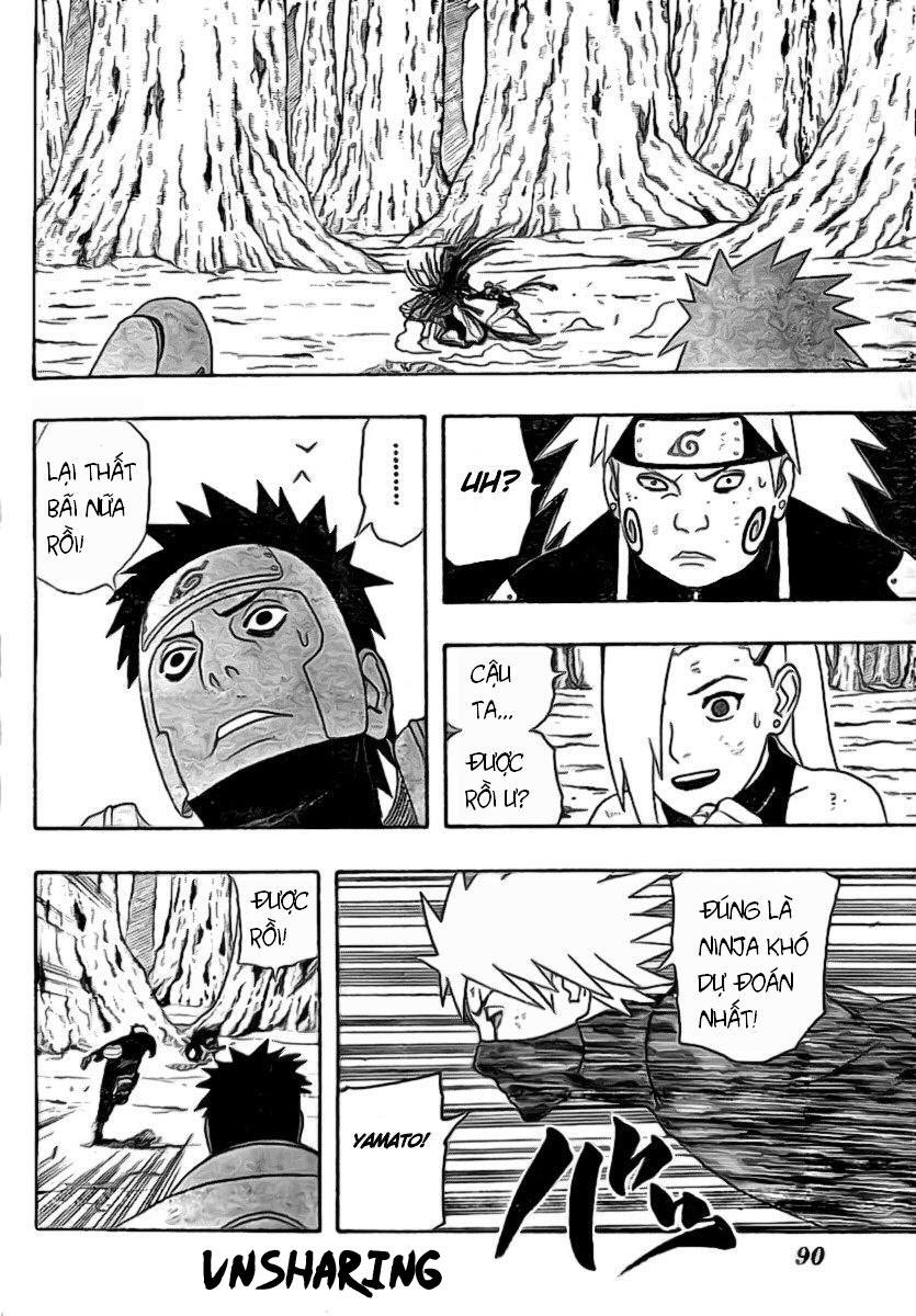 Naruto chap 340 Trang 9 - Mangak.info