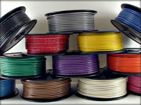 Marine Wire and Cable: Marine Grade Wire
