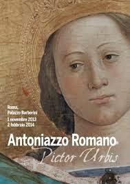 "LE MOSTRE: ANTONIAZZO ROMANO ""PICTOR URBIS"". Visita guidata"
