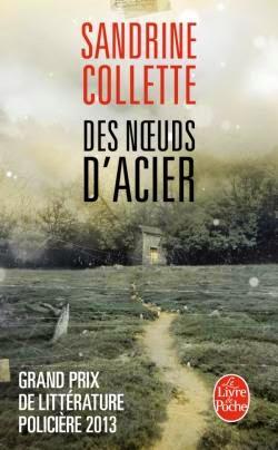 Des noeuds d'acier - Sandrine Collette