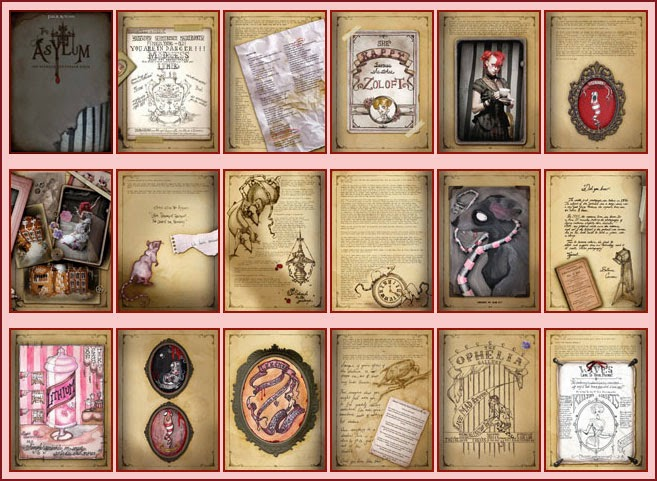 Emilie Autumn The Asylum For Wayward Victorian Girls: Wondrland Mickey: The Asylum Of Emilie Autumn Giveaway
