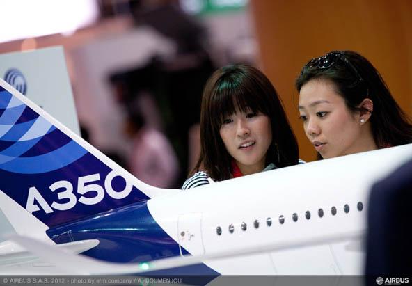 アジア最大規模のエアショー。「シンガポール航空ショー」