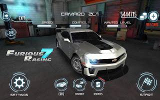 Game Furious Racing 7 Abu Dhabi