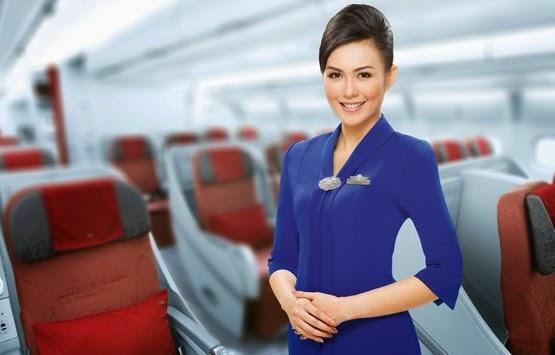 Lowongan Kerja BUMN Pramugari Garuda Indonesia Di Jakarta Barat