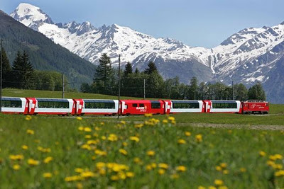 glacier express, Swiss