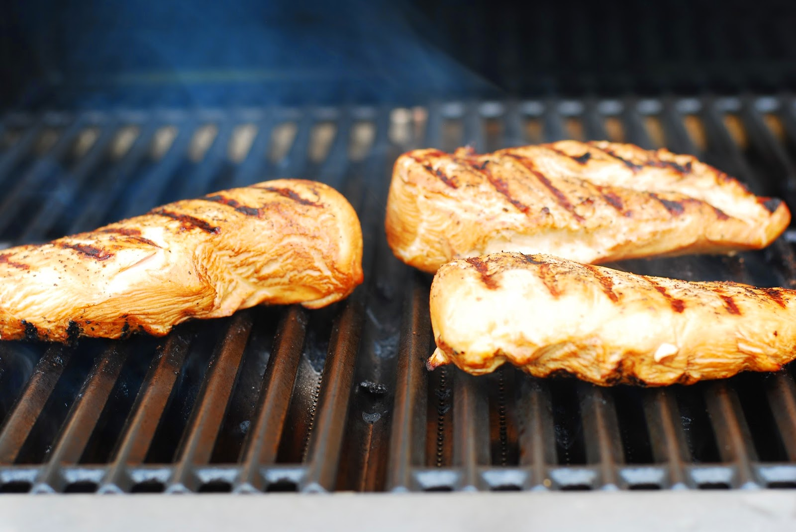 Call Me Fudge: Garlic Lime Grilled Chicken
