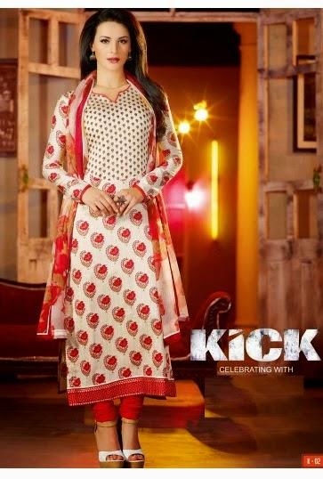 Kick Movie Jacqueline Fernandez Women Dresses
