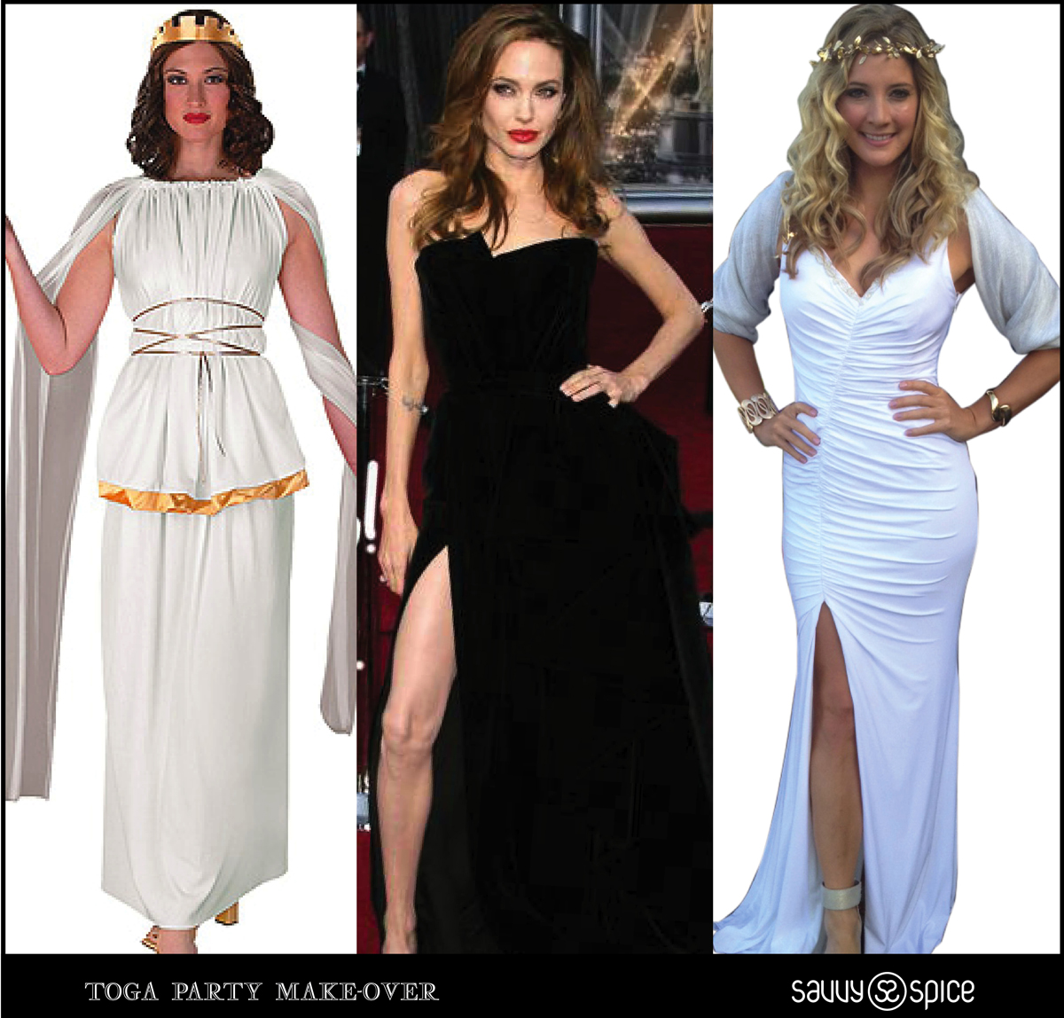Toga Party Makeover ~ Styling For Bravo!u0027s U0027Silicon Valleyu0027 Part III    Savvy Spice