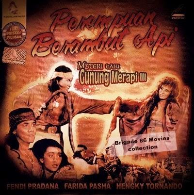 Brigade 86 Movies Center - Misteri dari Gunung Merapi III - Perempuan Berambut Api (1990)
