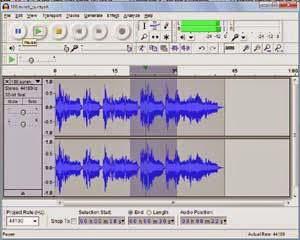 Software Untuk Mengedit Musik