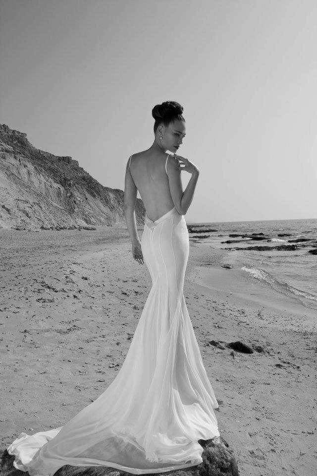 Yaki Ravid Bridal Collection 2012