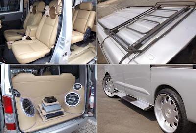 Modification Daihatsu Gran Max 1.3 D M/T 2009
