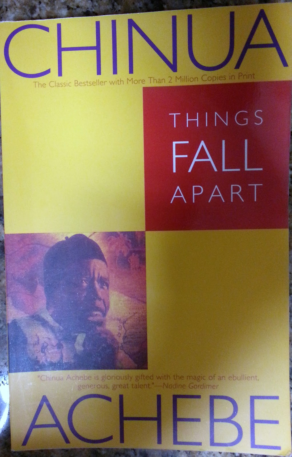 chinua achebe from the book thingsfall See all books authored by chinua achebe, including things fall apart, and no longer at ease, and more on thriftbookscom  and a children's book achebe was the .