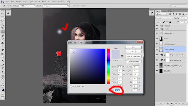 29 Design cover buku Novel dengan Photoshop CC part2
