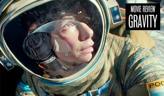 Review Film 'Gravity': 95% Berlatar di Luar Angkasa