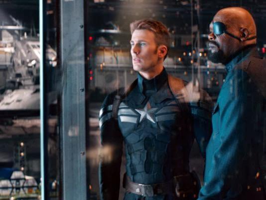 Teaser de Capitán América: El Soldado de Invierno
