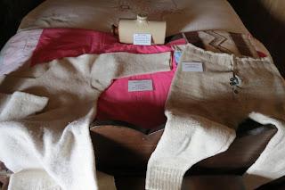 Woolen underwear