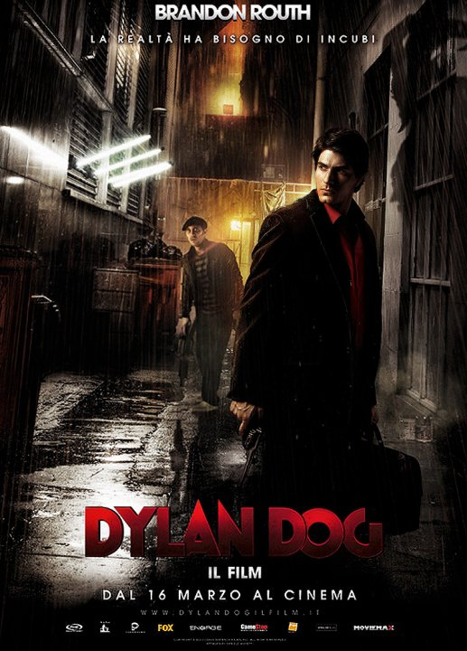 Assistir Dylan Dog e as Criaturas da Noite Dublado 2011