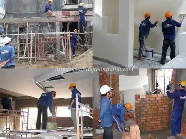 thi công sửa chữa nhà cũ tại TPHCM