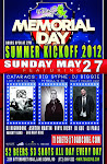 Horney Toads Presents..... Memorial Day Summer Kick Off @ The Lake