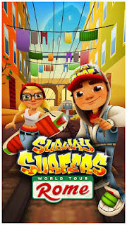 Subway Surfers 1.8.0 Rome Update