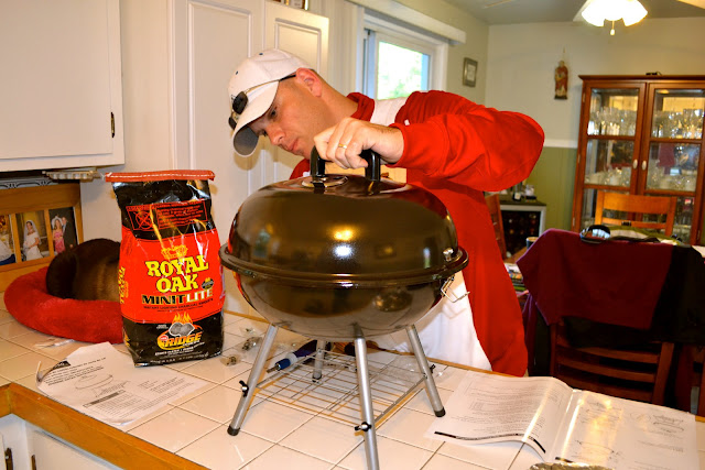 BBQ PRO Portable Grill
