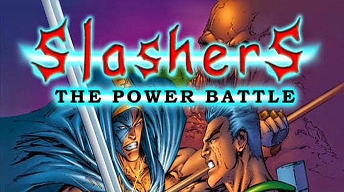 SLASHERS: INTENSE 2D FIGHTING V1.039 apk