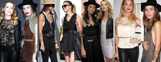 Most Stylish Lesbians, Amber Heard, Taysa van Ree, Style Geek, Lesbian Fashion