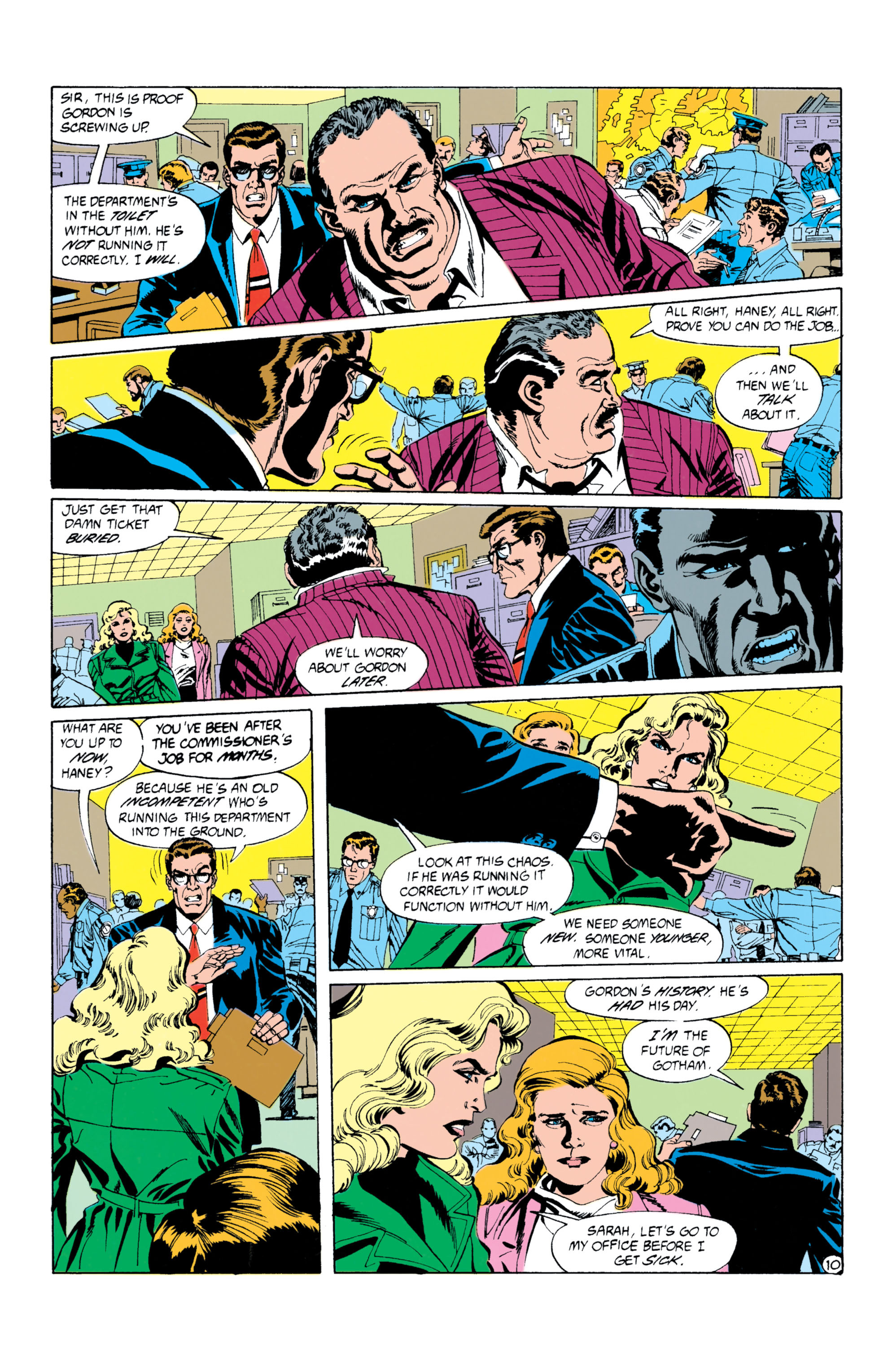 Detective Comics (1937) Issue #626 Page 11