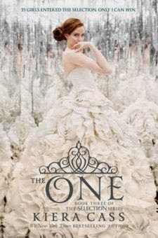bookcover of THE ONE (The Selection #3) by Kiera Cass