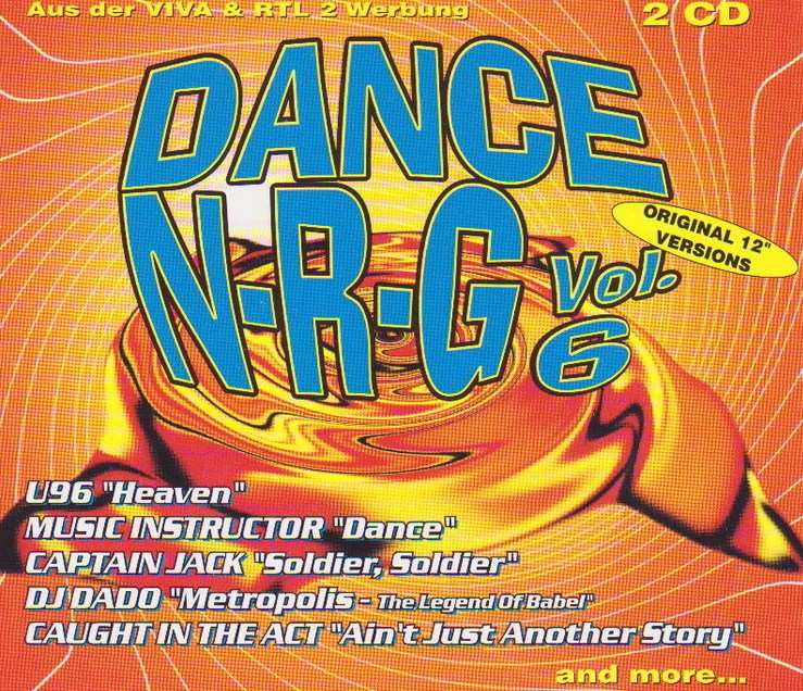 Dance N-R-G Volume 6