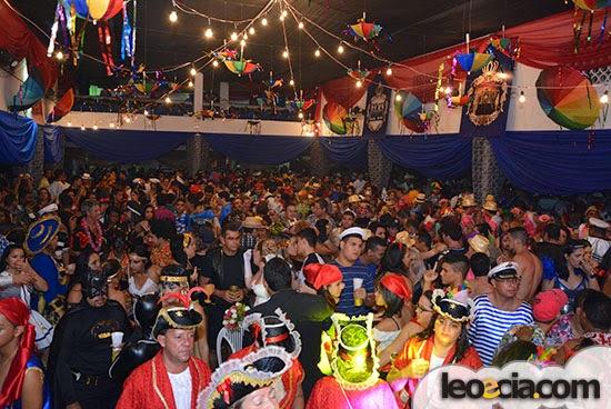 BAILE MUNICIPAL DE MORENO 2015