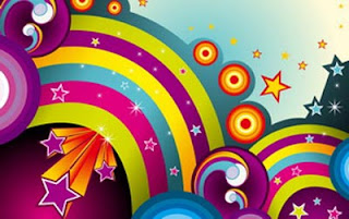 Tema Windows8 Vector Rainbows Download Tema WIndows 8 Keren Free Download