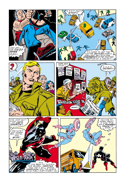 Captain America (1968) Issue #350 #282 - English 9