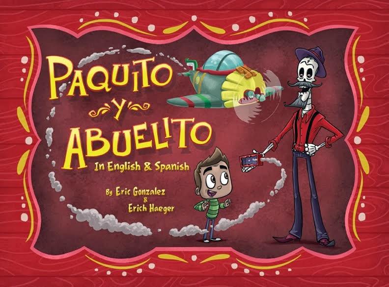 Paquito Y Abuelito Book
