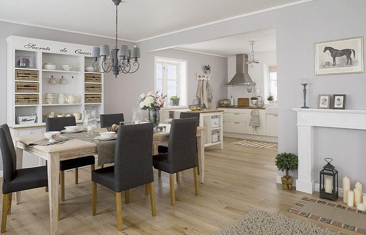 Home casa en vintage escandinavo so white decoraci n for Living estilo romantico