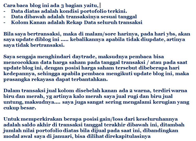 Cara Baca Blog ini