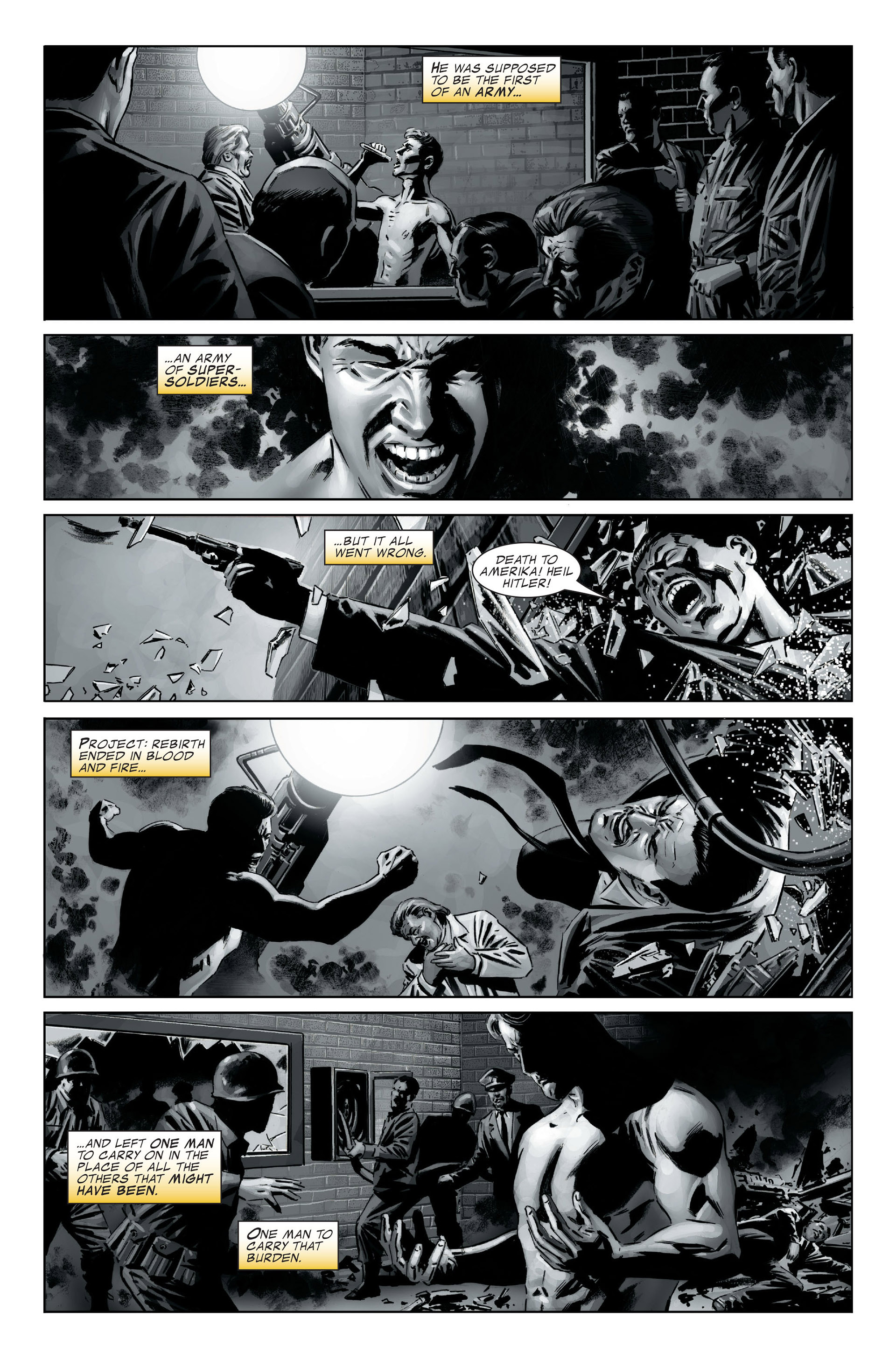 Captain America (2005) Issue #25 #25 - English 4