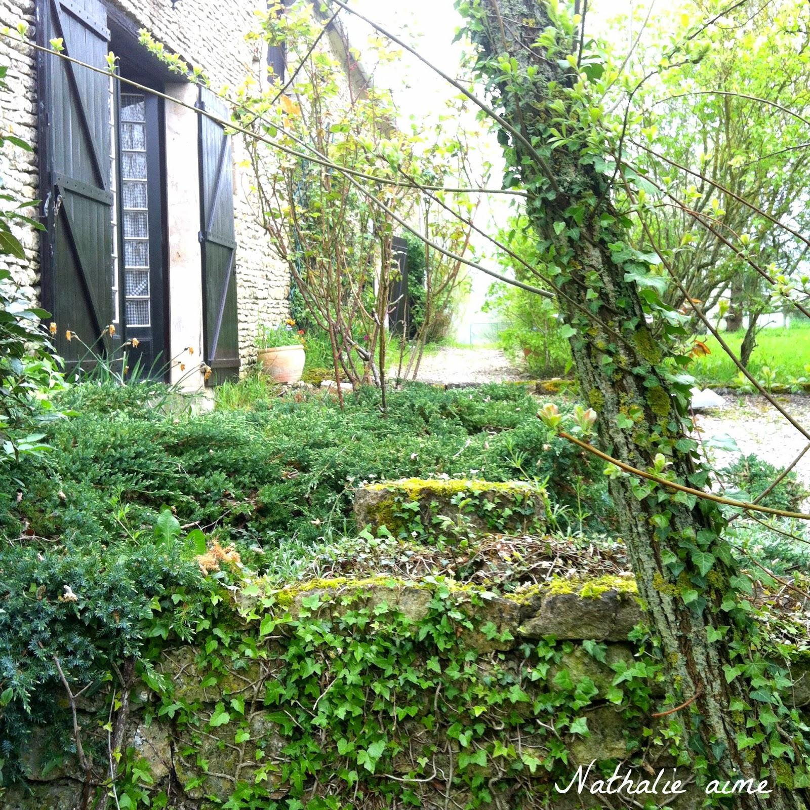 Nathalie m dans mon jardin normand il y a for Le jardin normand